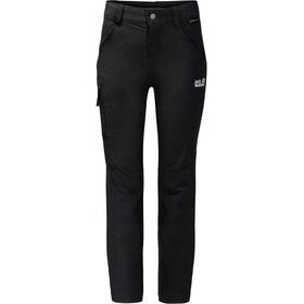 Jack Wolfskin Activate Pantalon Enfant, black